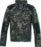Bunda Blake Mens Jacket - woodland