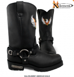 Glady - boty XELEMENT AMERICAN EAGLE
