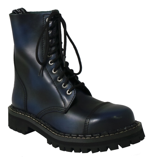 Glady - boty CAMPILOT BLACK BLUE 1dd7d5fadc
