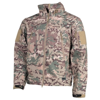 Bunda Softshell Scorpion - operation camo